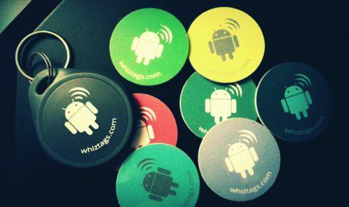 NFC tagy