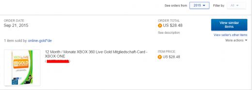 Členstvo Xbox One Pre Mna