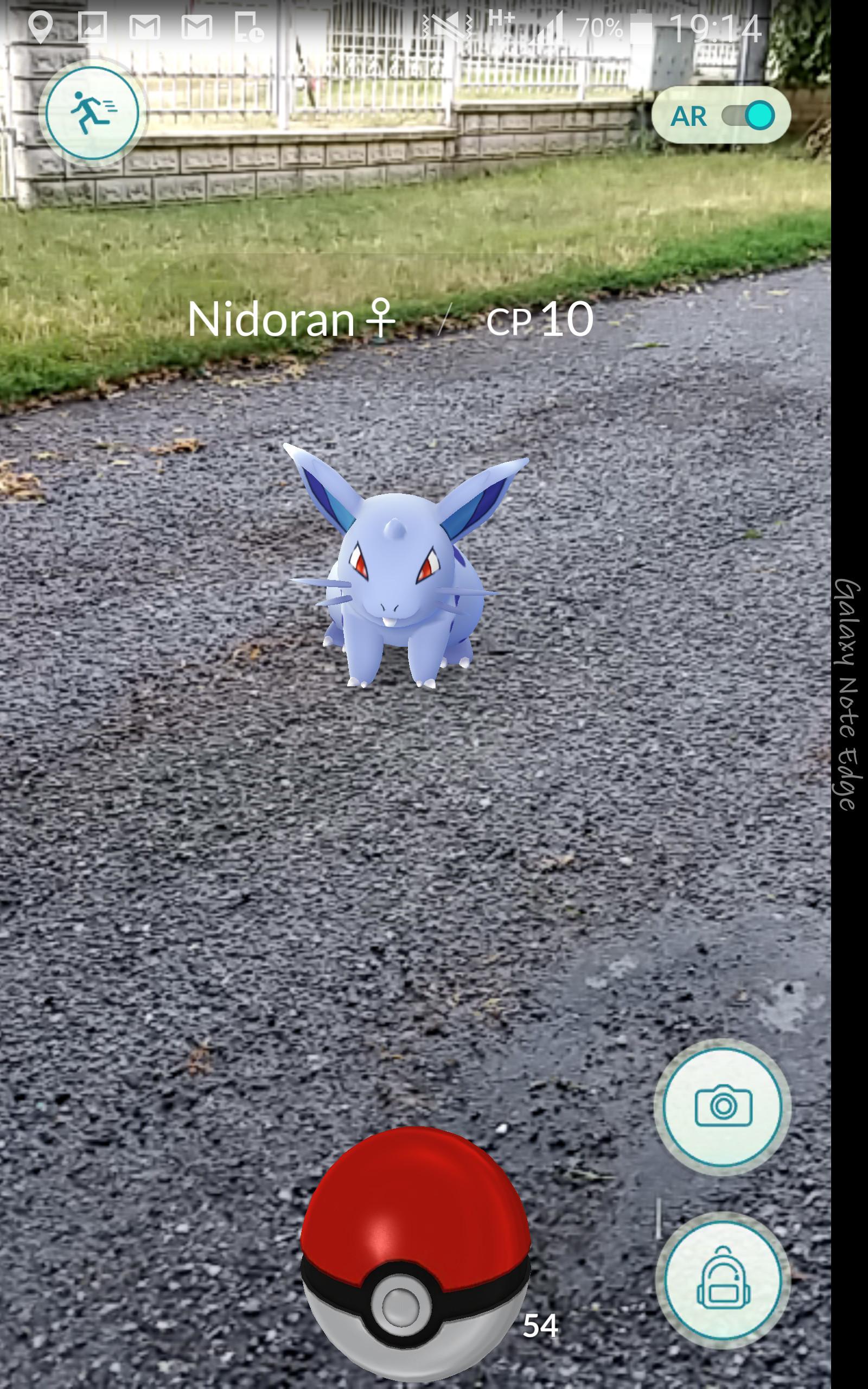 Chytanie Nidorana
