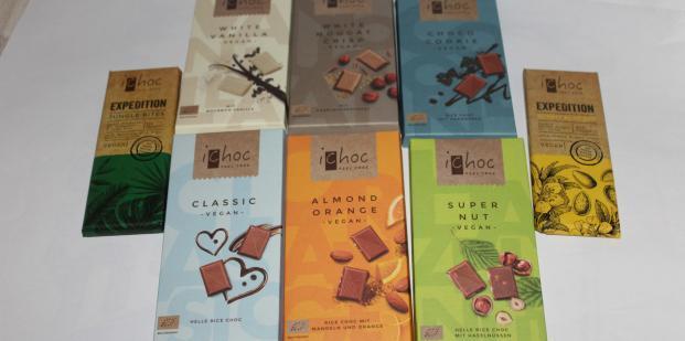 iChoc čokolady