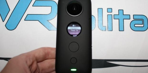 Insta360 One X - sférická kamera
